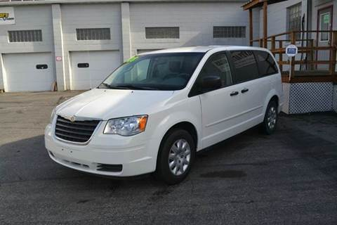 2008 Chrysler Town and Country for sale in Winthrop, MN