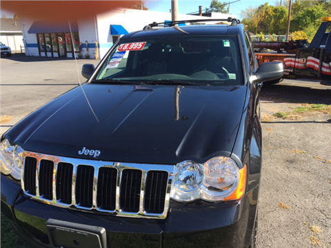 2009 Jeep Grand Cherokee for sale in Kingston, NY