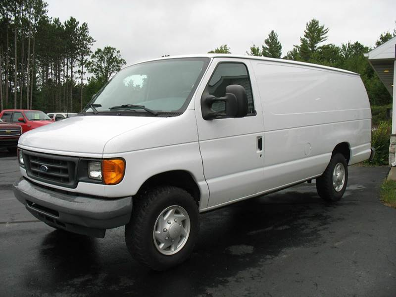 2007 ford e series cargo e 250 3dr extended cargo van. Black Bedroom Furniture Sets. Home Design Ideas