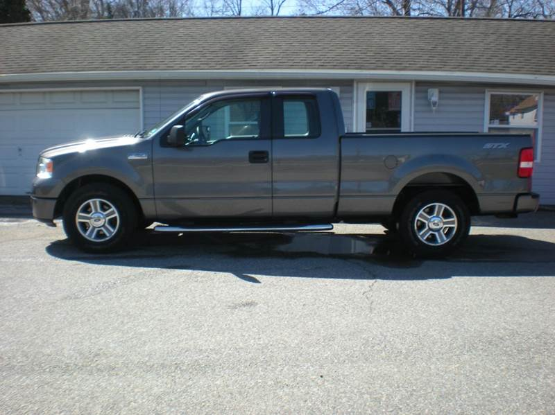 2008 ford f 150 4x2 stx 4dr supercab styleside 6 5 ft sb in maple shade nj sud weist autos. Black Bedroom Furniture Sets. Home Design Ideas