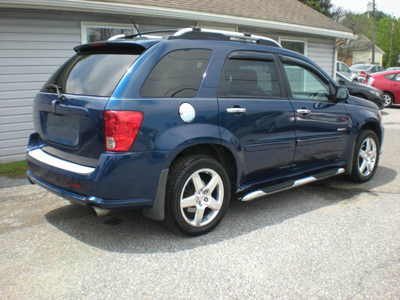 2008 Pontiac Torrent Gxp 4dr Suv In Maple Shade Nj Sud