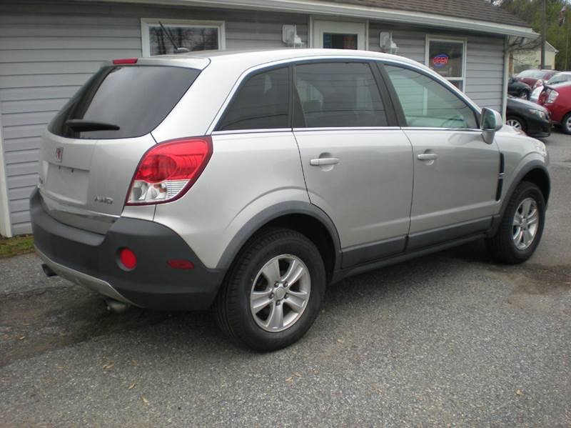 2008 saturn vue xe v6 awd 4dr suv in maple shade nj sud weist autos. Black Bedroom Furniture Sets. Home Design Ideas