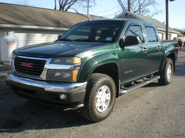 2005 gmc canyon z71 sle 4dr crew cab 4wd sb in maple shade atco audubon sud weist autos. Black Bedroom Furniture Sets. Home Design Ideas