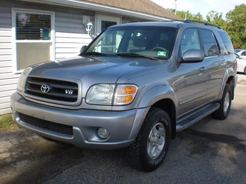 2003 Toyota Sequoia for sale in Maple Shade, NJ