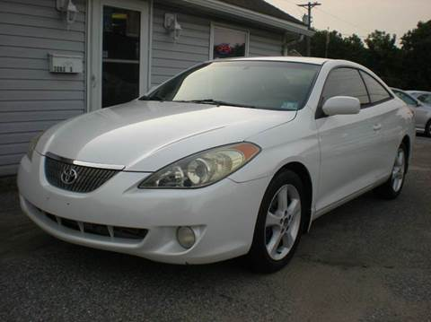 2004 Toyota Camry Solara for sale in Maple Shade, NJ
