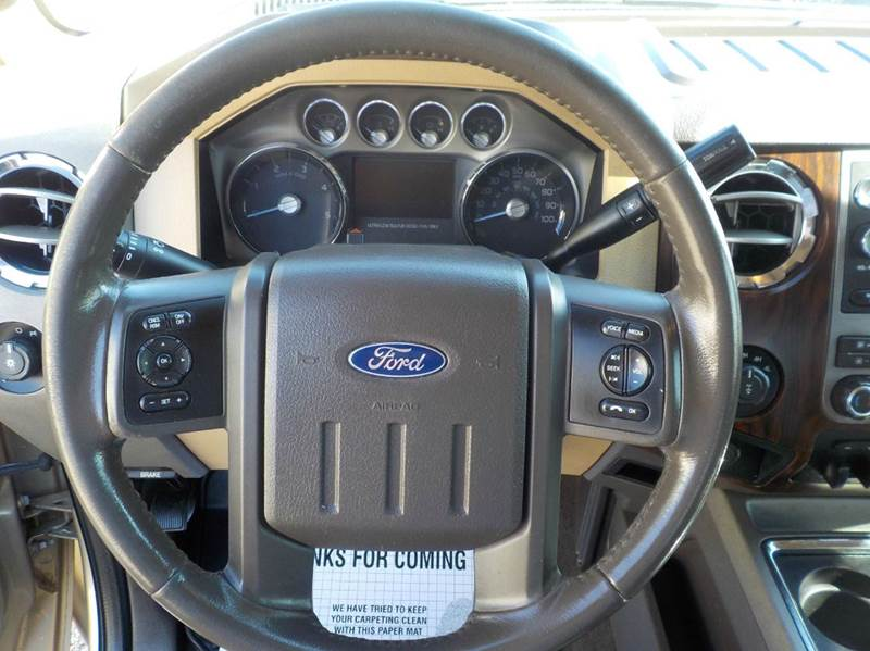 2011 Ford F-250 Super Duty LARIAT 4x4 - Benson NC