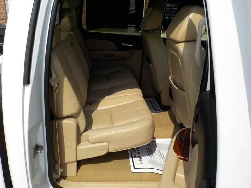2008 Chevrolet Silverado 1500 LTZ Z71 4x4 - Benson NC