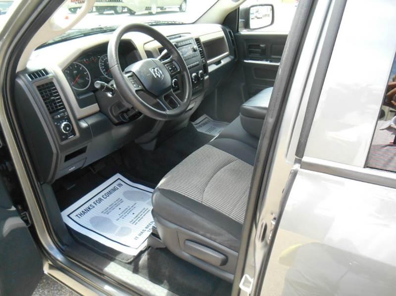 2012 RAM Ram Pickup 1500 4x4 - Benson NC