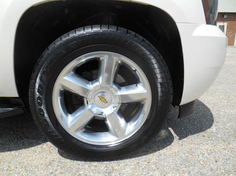 2011 Chevrolet Tahoe LTZ - Benson NC