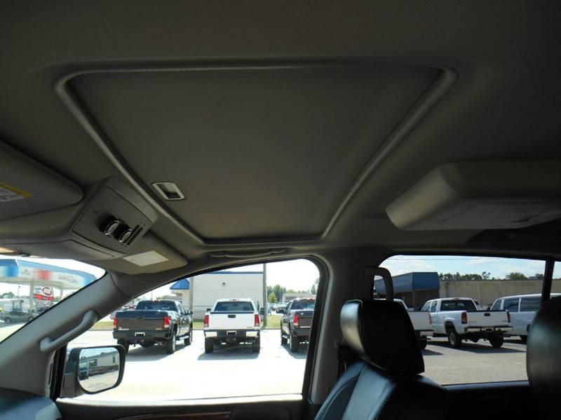 2014 Nissan Armada PLATINUM 4x4 - Benson NC
