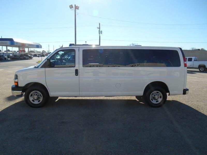 2014 Chevrolet Express Passenger LT - Benson NC