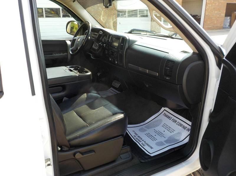 2008 Chevrolet Silverado 1500 LT Z82 4x4 - Benson NC
