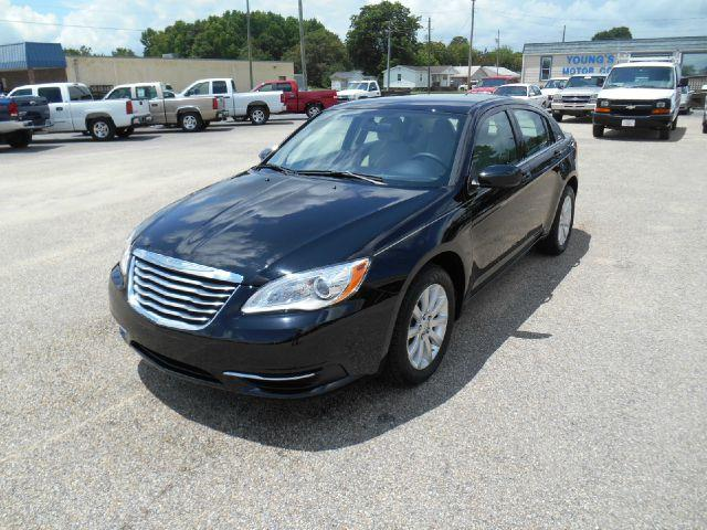 2013 Chrysler 200 for sale in Benson NC