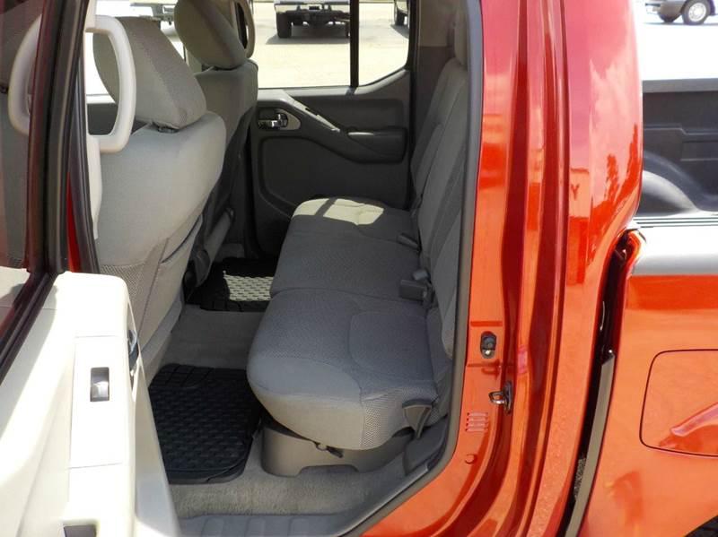 2014 Nissan Frontier SV - Benson NC