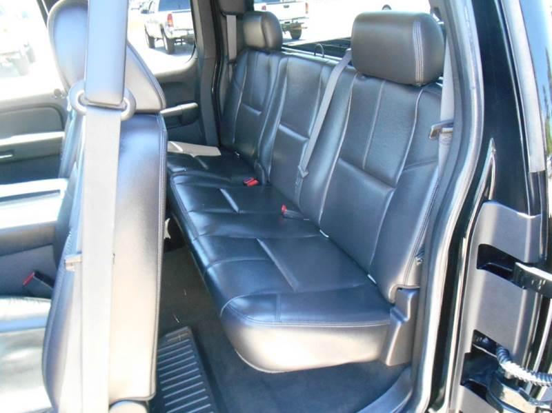 2008 Chevrolet Silverado 1500 LTZ - Benson NC