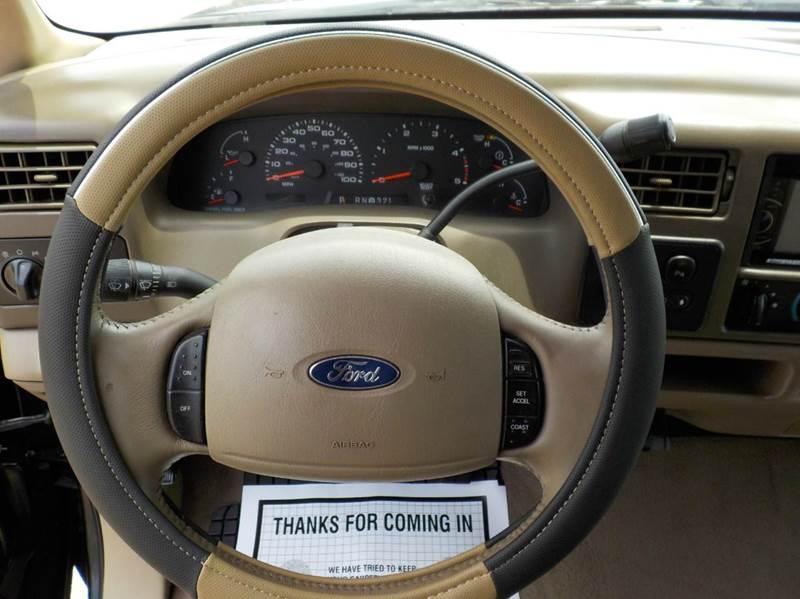 2004 Ford F-250 Super Duty LARIAT Fx4 4x4 - Benson NC