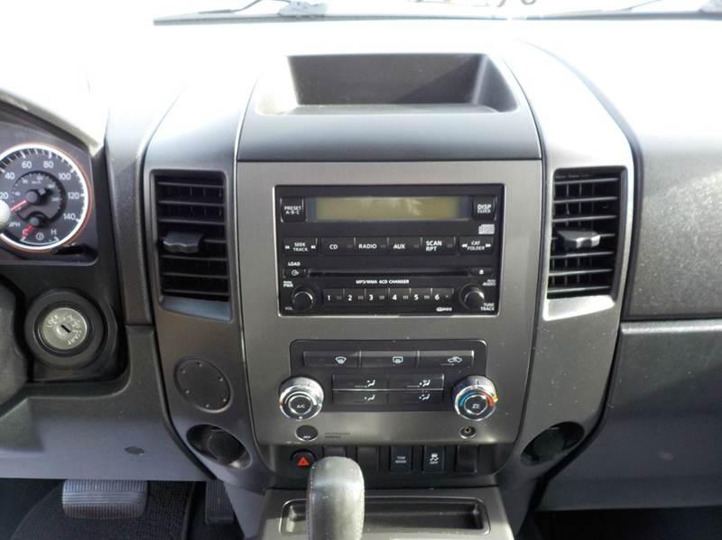 2012 Nissan Titan SV - Benson NC