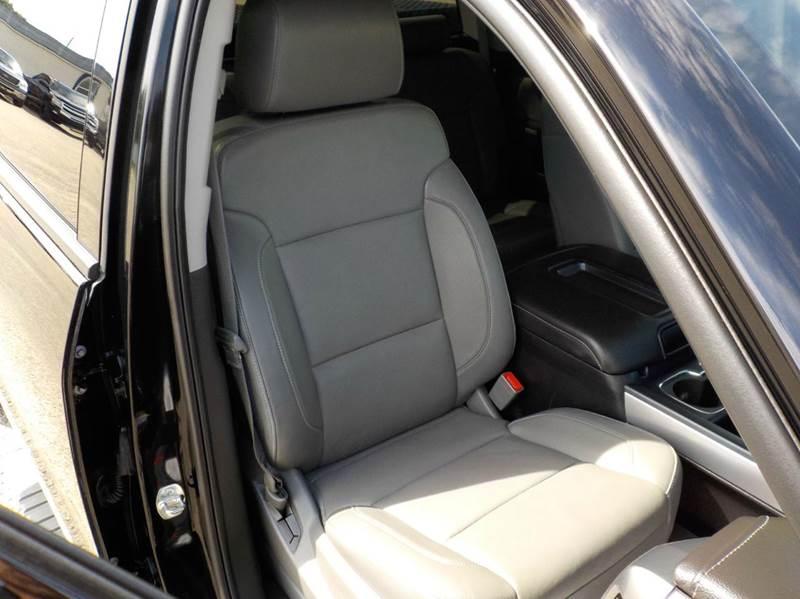 2014 Chevrolet Silverado 1500 LTZ Z71 4x4 - Benson NC