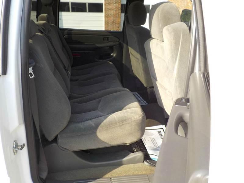 2006 Chevrolet Silverado 2500HD LT 4x4 - Benson NC