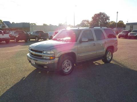 2005 Chevrolet Tahoe for sale in Benson, NC