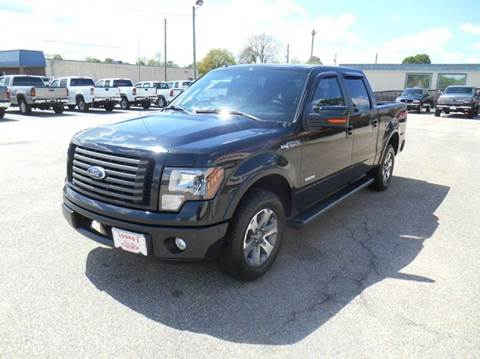 2012 Ford F-150 for sale in Benson, NC