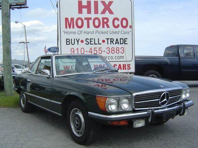 1973 Mercedes-Benz 450 SL