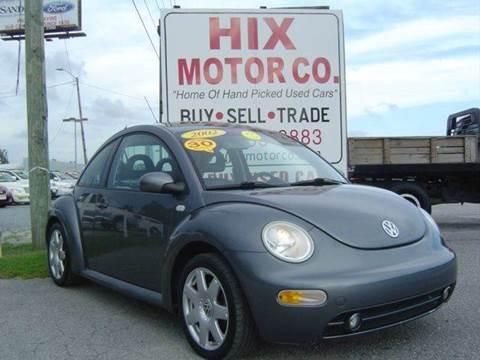 2002 Volkswagen New Beetle for sale in Jacksonville, NC
