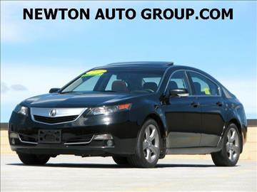 2013 Acura TL for sale in West Newton, MA