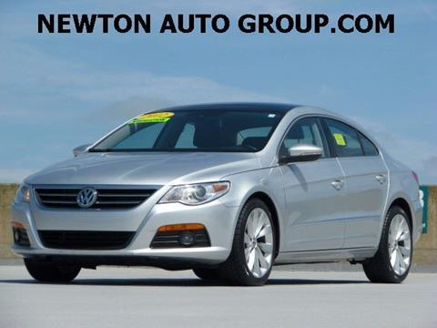 2012 Volkswagen CC for sale in West Newton MA