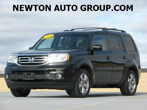 2014 Honda Pilot for sale in West Newton MA