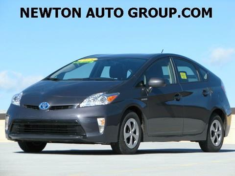 2015 Toyota Prius for sale in West Newton MA