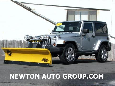 2011 Jeep Wrangler for sale in West Newton, MA