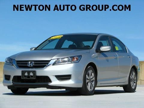 2014 Honda Accord for sale in West Newton MA