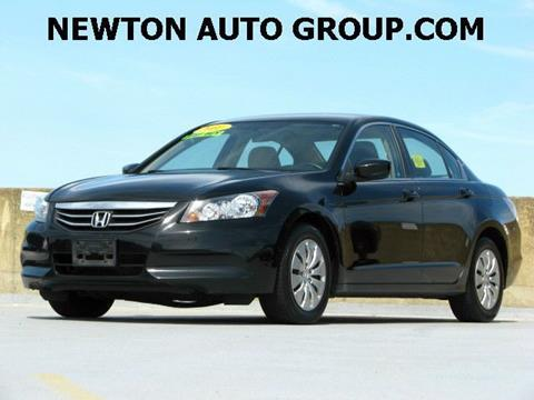2011 Honda Accord for sale in West Newton, MA