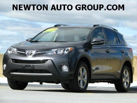 2014 Toyota RAV4 for sale in West Newton MA