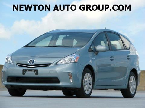 2014 Toyota Prius v for sale in West Newton, MA