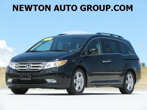 2012 Honda Odyssey for sale in West Newton MA