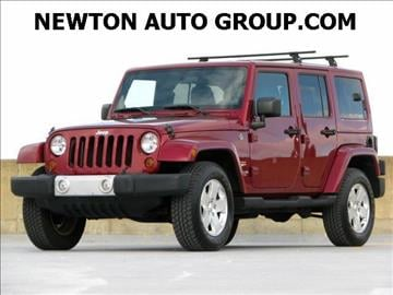 Jeep wrangler unlimited for sale arkansas for Andy yeager motors in harrison arkansas
