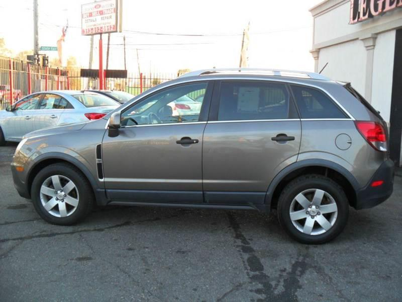 2012 chevrolet captiva sport ls 4dr suv w 2ls in detroit. Black Bedroom Furniture Sets. Home Design Ideas
