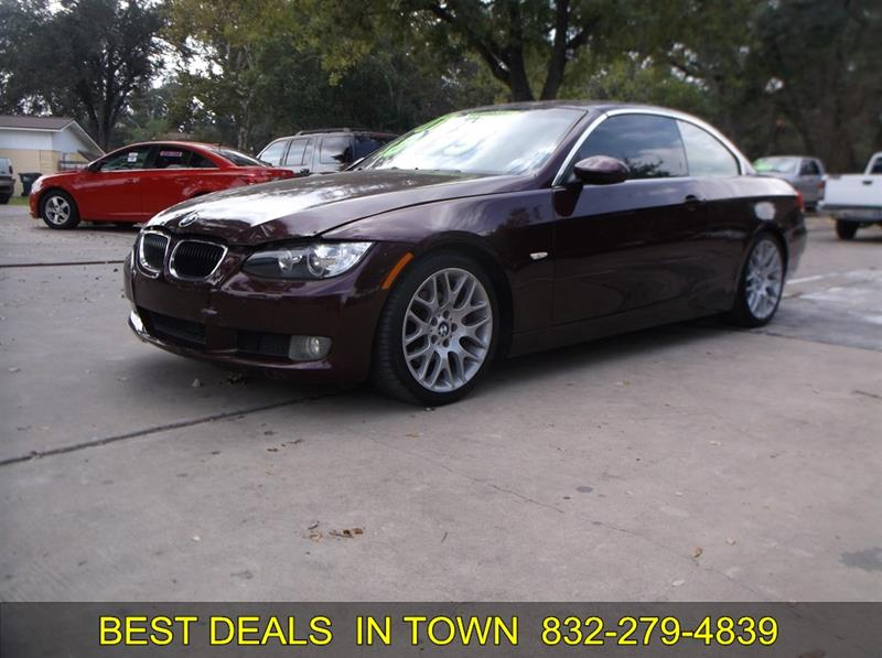 Bmw Series I Dr Convertible In Sealy TX Buy Rite Motors - Bmw 328i convertible 2007