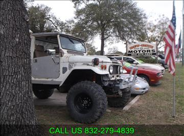 1966 Toyota Land Cruiser for sale in Sealy, TX