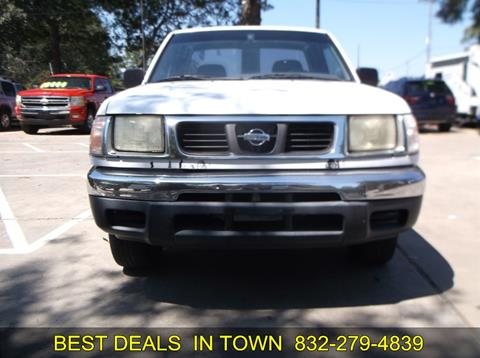 1998 Nissan Frontier for sale in Sealy, TX