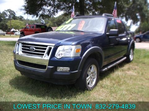 2008 Ford Explorer Sport Trac for sale in Sealy, TX