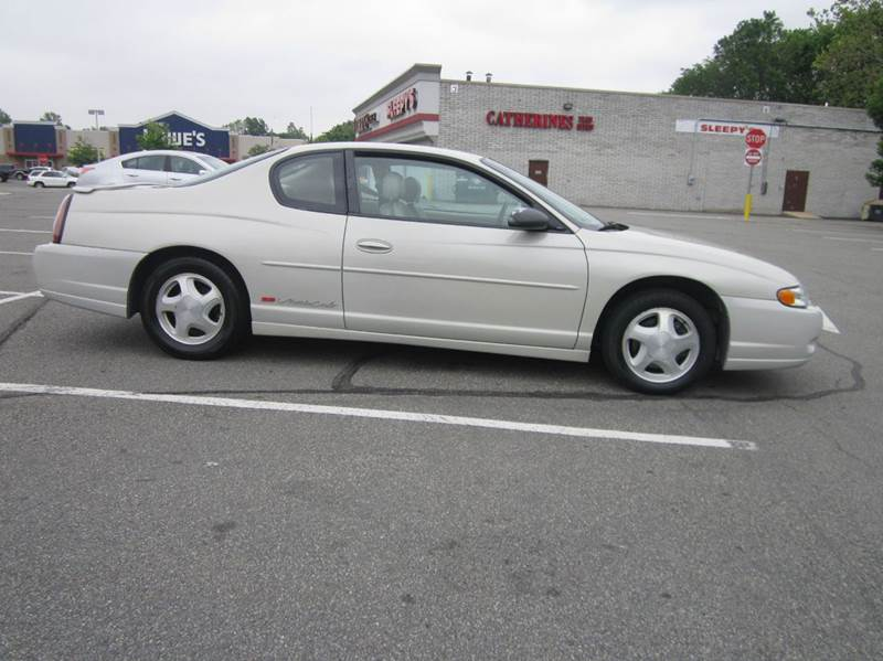 2003 Chevrolet Monte Carlo SS 2dr Coupe - Union NJ