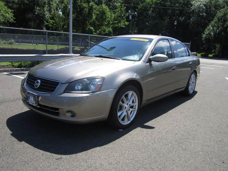 2005 Nissan Altima 2.5 S 4dr Sedan - Union NJ