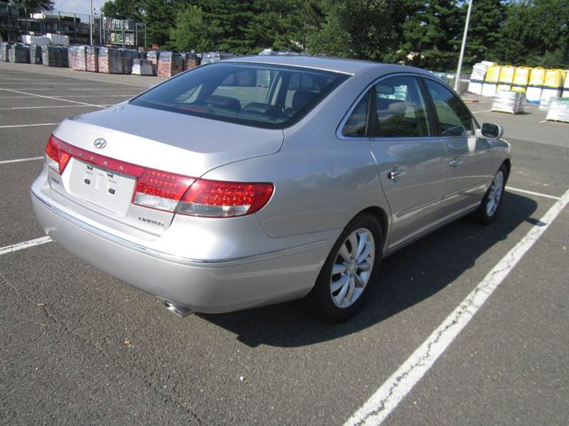 2006 Hyundai Azera Limited 4dr Sedan - Union NJ