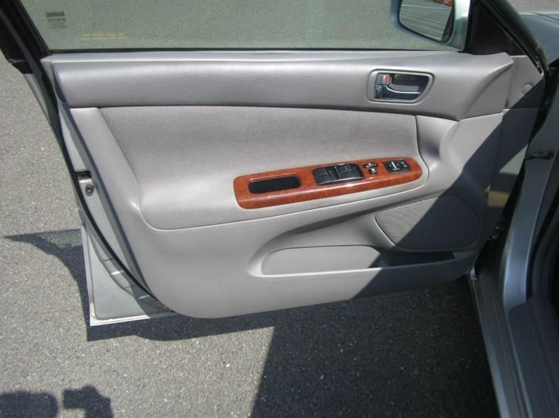 2003 Toyota Camry XLE 4dr Sedan - Union NJ