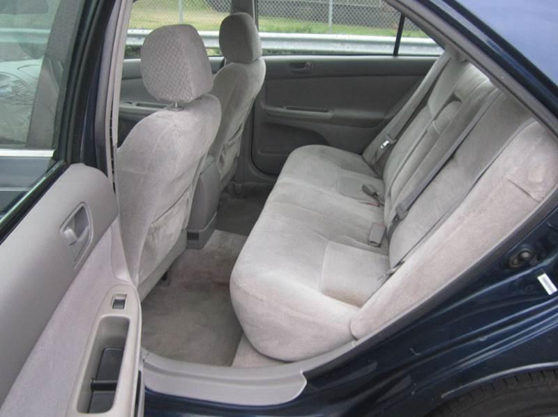 2004 Toyota Camry LE 4dr Sedan - Union NJ