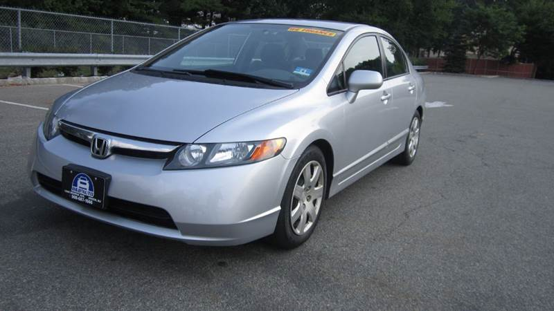 2007 Honda Civic LX 4dr Sedan (1.8L I4 5M) - Union NJ