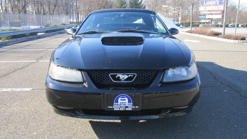 2002 Ford Mustang GT Deluxe 2dr Convertible - Union NJ